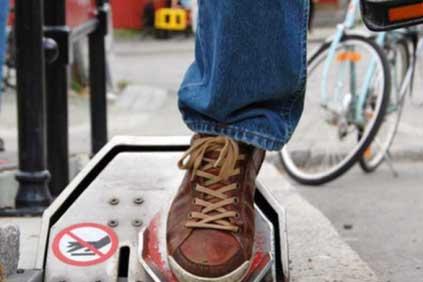 Ένας ανελκυστήρας για ποδηλάτες