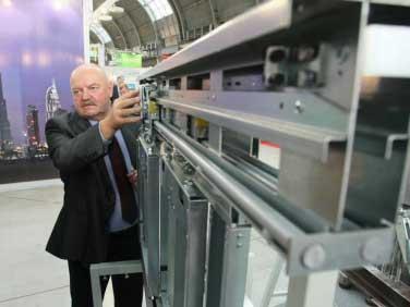 Διεθνής έκθεση Ανελκυστήρων Euro-Lift 2014