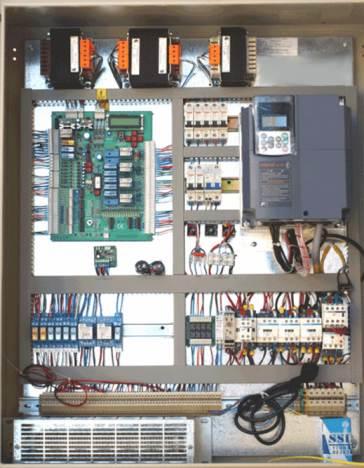 Μηχανικός πίνακας με Inverter | Πίνακες Ανελκυστήρων