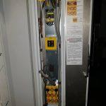 Κατασκευή μηχανικού ανελκυστήρα στο Πέραμα