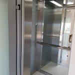 Εγκατάσταση ανελκυστήρα στο Πόρτο Ράφτη 2