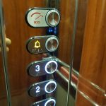 Lift installation at Vouliagmeni