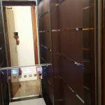 Lift installation at ekali