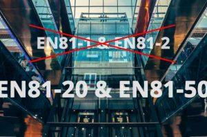 πρότυπα ΕΝ 81-20 και ΕΝ 81-50 στην εγκατάσταση των ανελκυστήρων